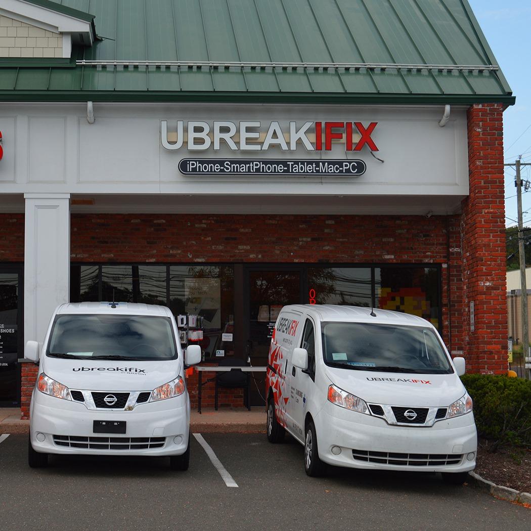 Greater Norwalk Chamber Member uBreakiFix